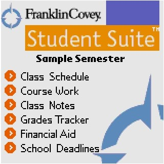 Franklin Covey Student Suite